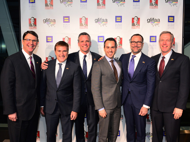 FIVE Gay Ambassadors Host DC Forum at Newseum