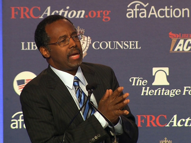 Six Anti-Gay Comments Made by Ben Carson