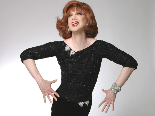 World Famous Writer, Female Impersonator Comes to South Florida
