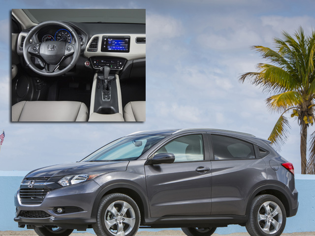 Gay Car Geek: 2016 Honda HR-V — The Pocket Gay of SUVs