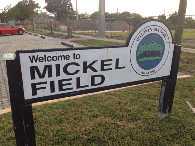 Mickel Field Set to Reopen July 25
