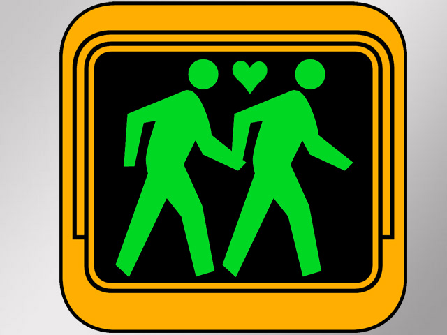 Vienna's Gay-Themed Traffic Signals to Stay Permanently