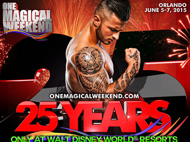 Gay Dance Festival Takes Over Disney