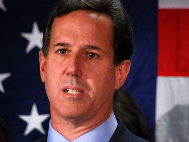 Can Rick Santorum escape his past?