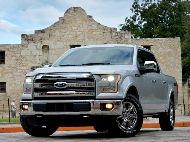 Gay Car Geek: 2015 Ford F-150 Ecoboost