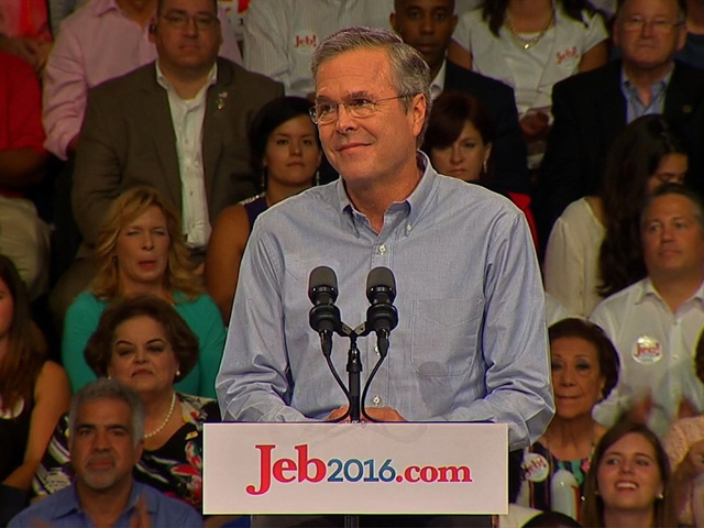 Jeb Bush Comments on Allowing Trans Military Members