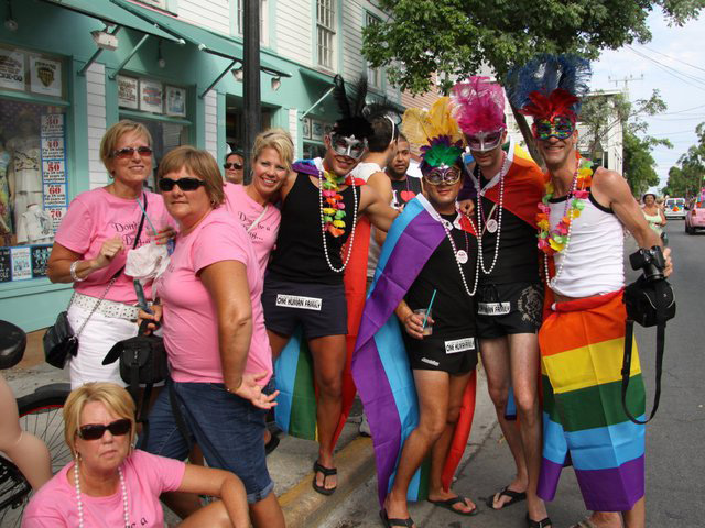 Pride Goes South — Key West Celebrates