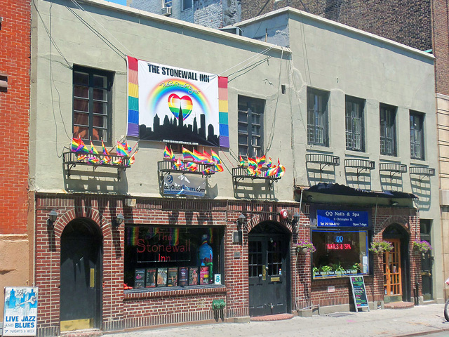 NYC to Weigh Landmarking Stonewall Inn, Gay Rights Beacon