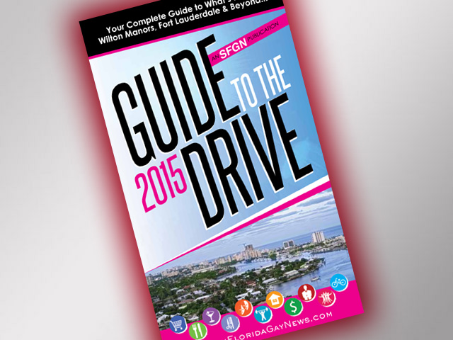 Guide To The Drive 2015