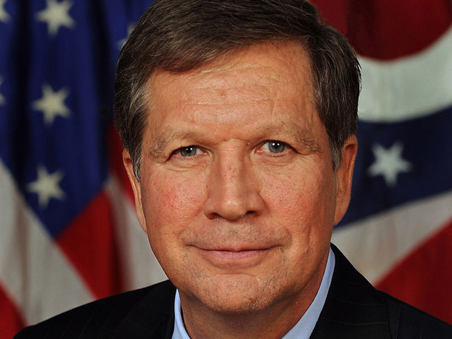 Ohio Gov. Kasich is 16th Notable Entry into GOP Race