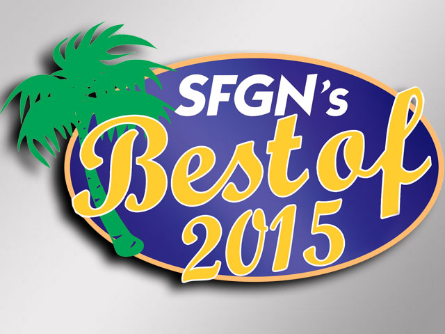 "SFGN's ""Best Of 2015"" Has Begun!"