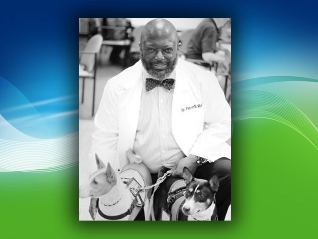 Sound Bite Q: Doctor Pierre Bland