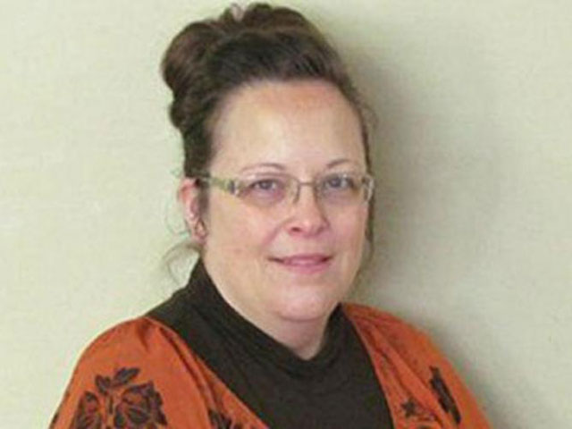 Judge Jails Kentucky Clerk for Refusing Marriage Licenses