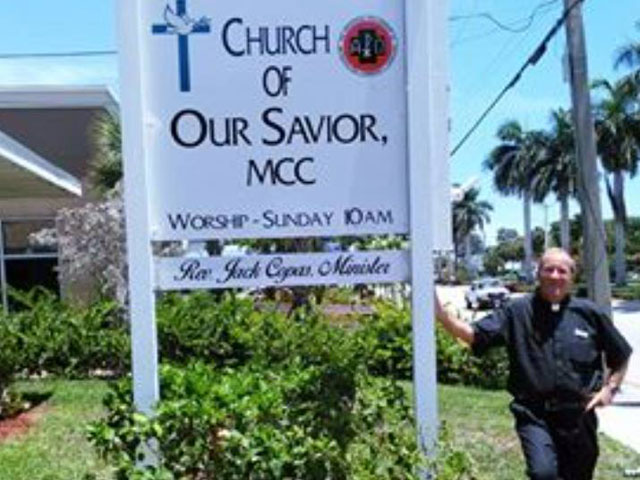 Church of Our Savior MCC Installs Interim Pastor