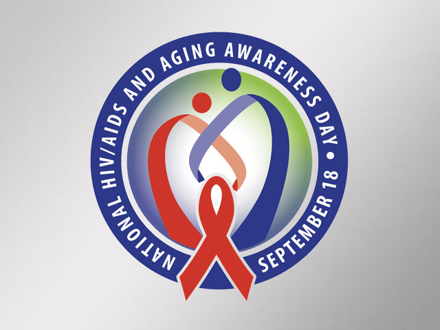 National HIV/AIDS Awareness and Aging Day