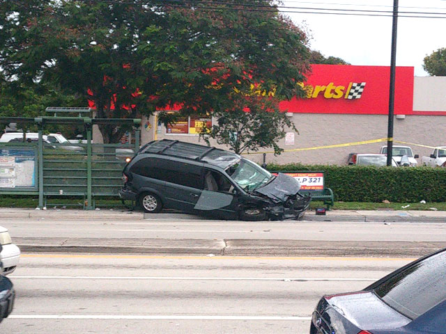 Oakland Park Man Dies in Car Accident