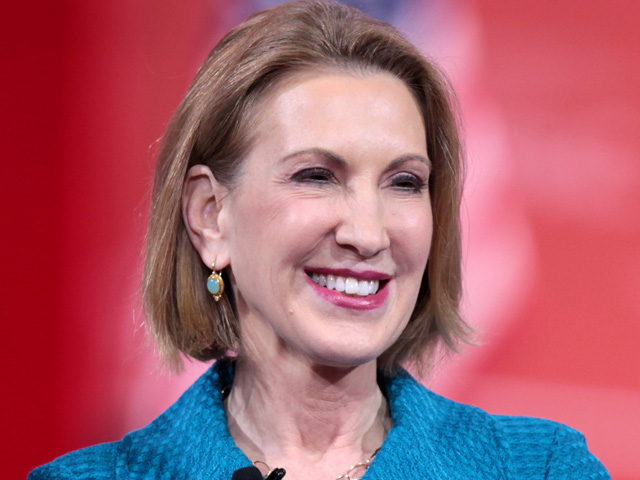 Carly Fiorina Denies 'Law of the Land' Gay Marriage Comments