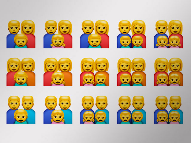 Russian Police Investigates Apple Over 'Gay' Emojis