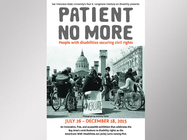 Column: Patient No More