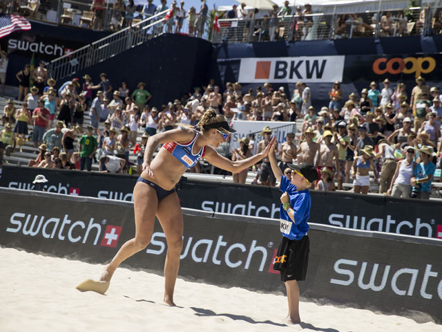 Major Volleyball Tournament Comes to Fort Lauderdale