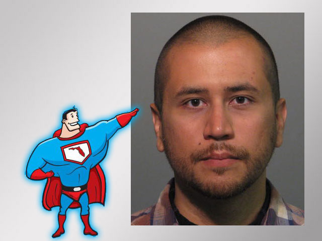 Column: Florida Man #1 - George Zimmerman