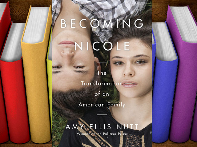 'Becoming Nicole': New Book Tells Transgender Child's Story