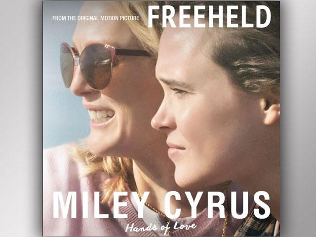 Miley Cyrus Releases Single About Lesbian Love, for 'Freeheld'