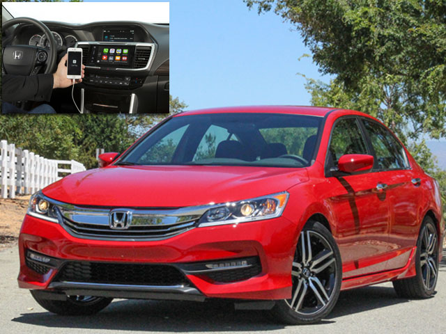 Gay Car Geek: 2016 Honda Accord
