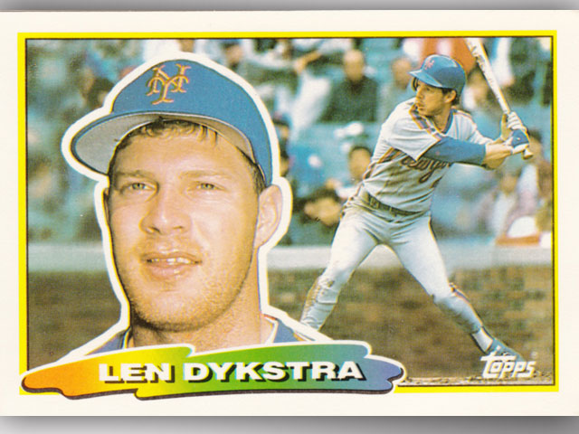 'You're Out!' Ex MLB Star Lenny Dykstra Admits to Blackmailing Closeted Umps