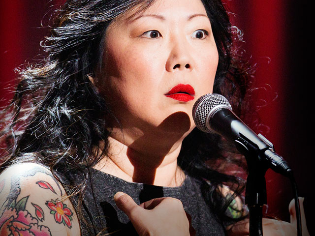 Margaret Cho Wants to Marry You!