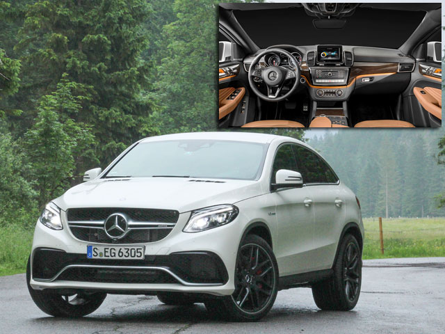 Gay Car Geek: 2016 Mercedes-Benz GLE-Class Coupe