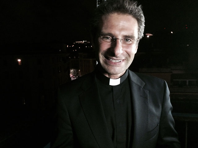 Gay Priest To Be Stripped of Duties At Vatican