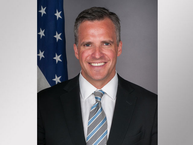 Gay U.S. Ambassador Marries In Denmark