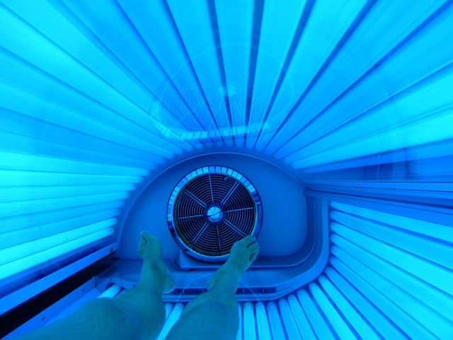 New Study: Gay, Bi Men at Greater Risk of Skin Cancer Due to Tanning Bed Usage