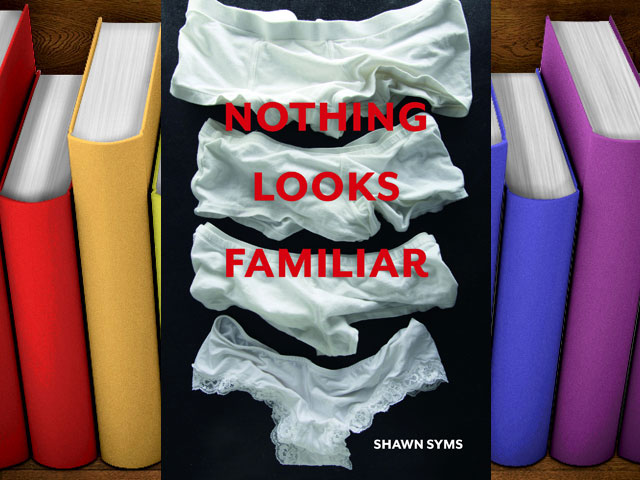 "Books: ""Nothing Looks Familiar"" by Shawn Syms"