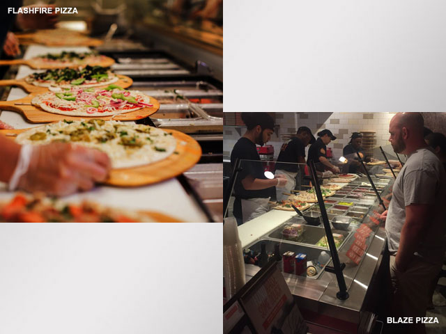 Food: A New Spin on Pizza