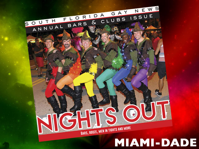 Bars and Clubs Guide 2015: Miami Dade County