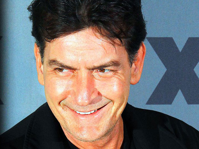 Alleged Charlie Sheen Gay Sex Tape Surfaces