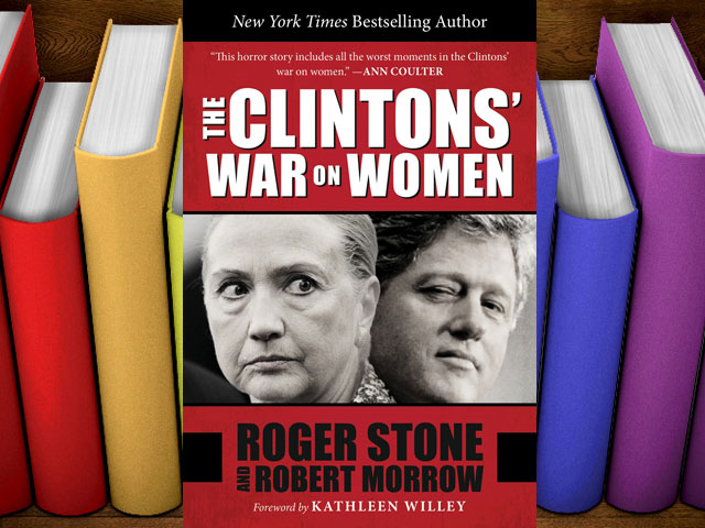 Roger Stone's Expose Book on Hillary Clinton Released