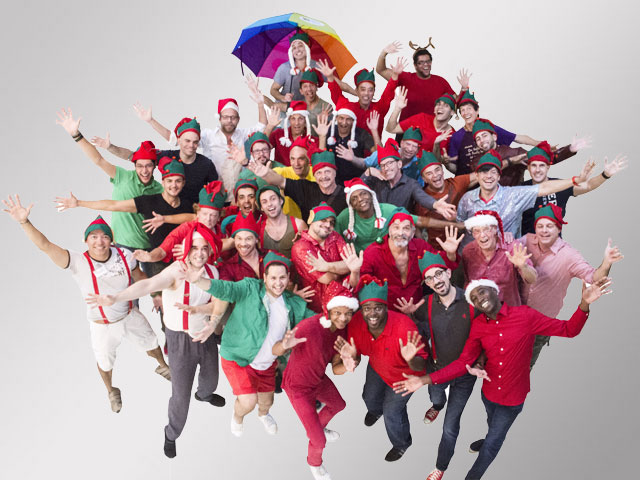 Area Gay Men's Choruses Offer Holiday Cheer