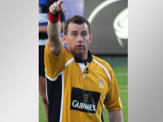 'I Considered Chemical Castration,' Says Gay Rugby Referee Nigel Owens