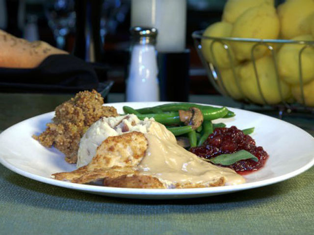 Food: Dining out for Thanksgiving