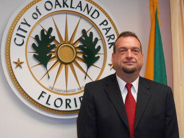 Out On The Trail: Lonergan Becomes Mayor of Oakland Park