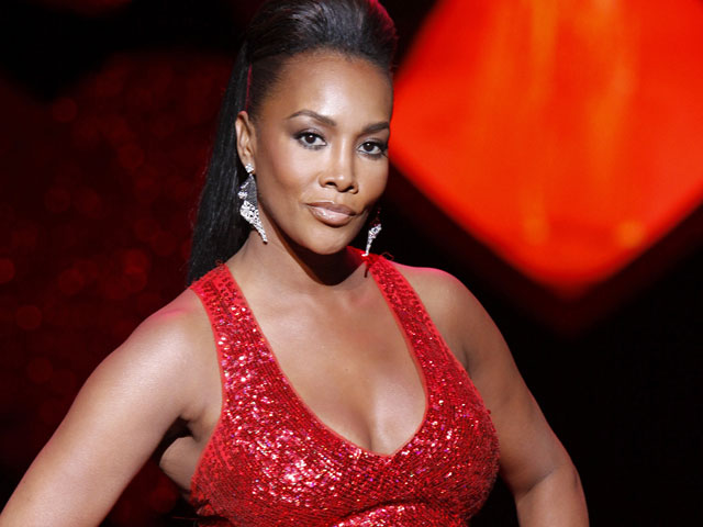 Vivica A. Fox Comments On Ex 50 Cent's Sexuality