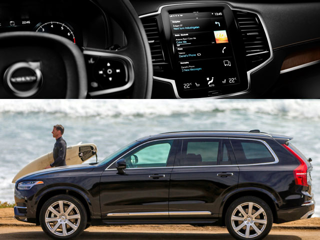 Gay Car Geek: 2016 Volvo XC90 T6 Inscription