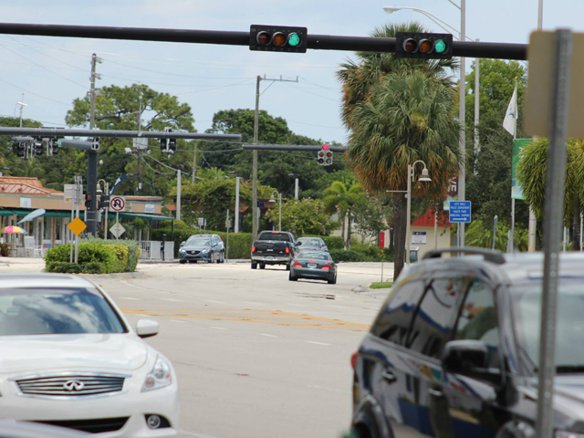Wilton Drive Safety Features Installed, More to Come
