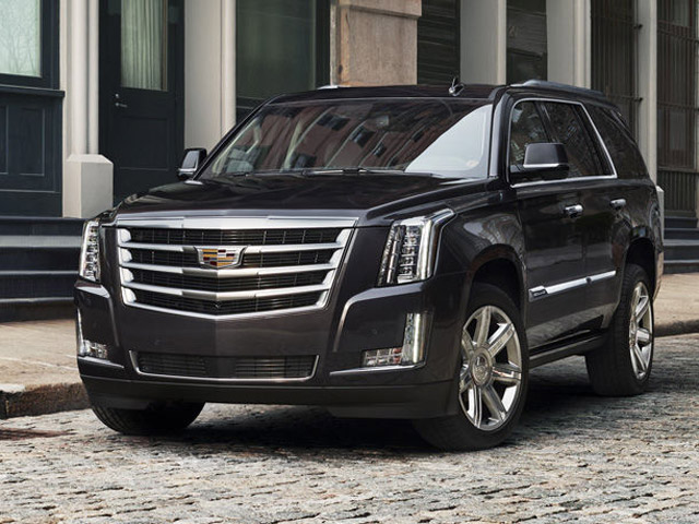 Gay Car Geek: 2015 Cadillac Escalade Platinum