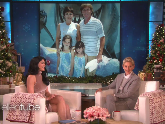 Kylie Jenner Says She Likes Caitlyn 'Better' Than Bruce