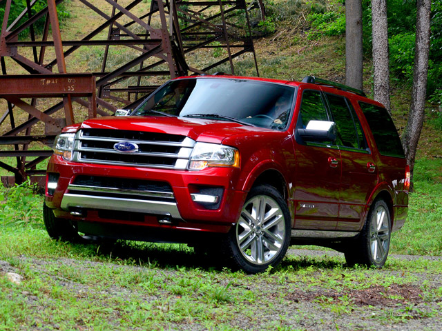 Gay Car Geek: 2015 Ford Expedition