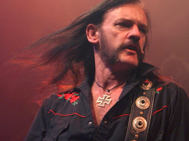 Motorhead Frontman, Rock Icon 'Lemmy' Kilmister Dead at 70